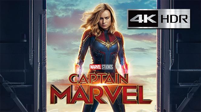 Capitana Marvel (2019) REMUX 4K UHD [HDR] Latino-Ingles