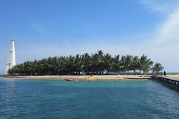 Pulau Beras Basah Pesona Keindahan Laut Kota Bontang