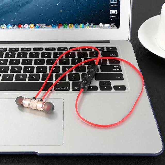 Bluetooth Tai Nghe Không Dây Thể Thao1