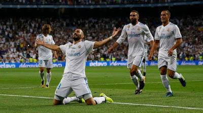 Real Madrid vs Barça SuperCopa 2017