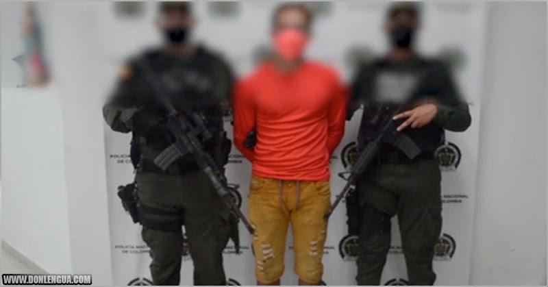 Venezolano detenido en Colombia por extorsionar a un turista de Croacia