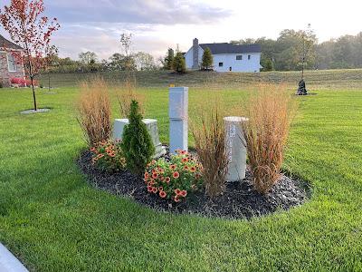 utility box landscaping photos