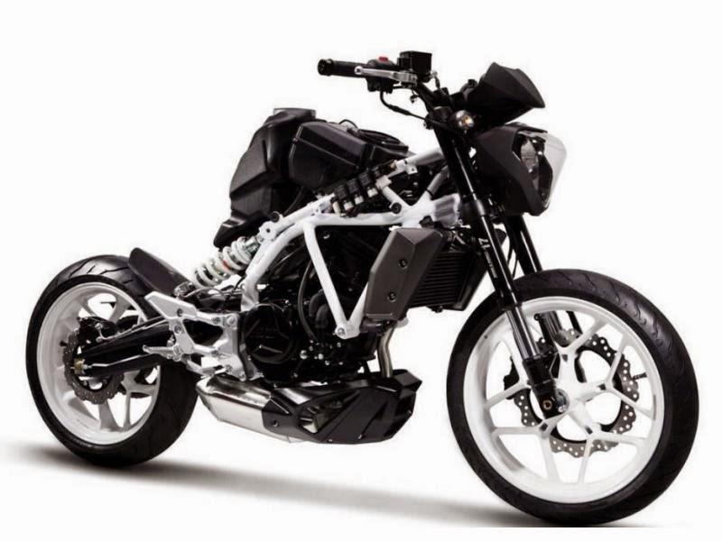 VOROMV Moto: Novedades 2015. Hyosung GD 250 R Exiv-R