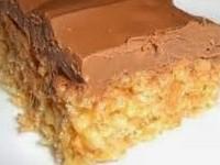 CHOCOLATE SCOTCHEROOS
