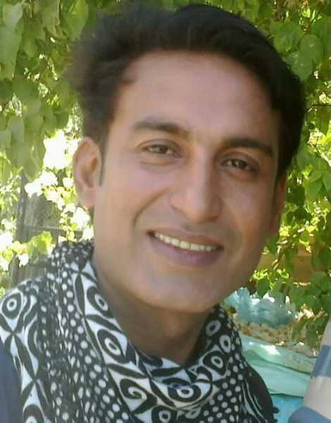 Sindhi Tv Artists  Riyaz Soomro