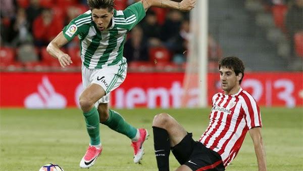El Athletic gana a un Betis currante (2-1)