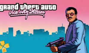 تحميل لعبة جراند ثفت أوتو: فايس سيتي ستوريز  Grand Theft Auto Vice City Stories PSP لأجهزة psp ومحاكي ppsspp