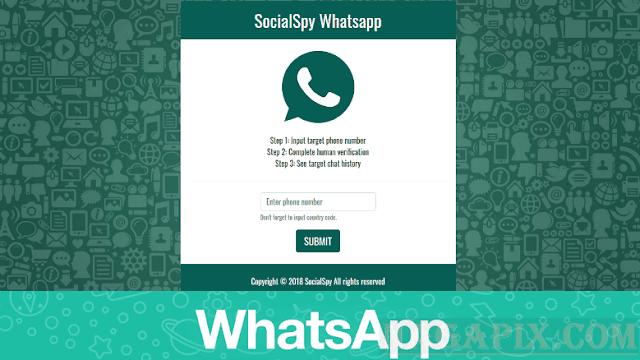 Cara menggunakan social spy whatsapp APK terbaru 2020