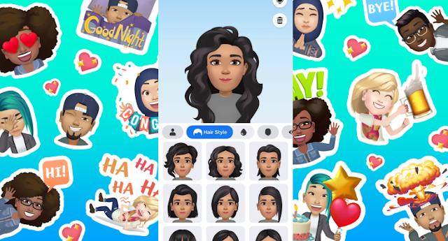 Facebook Adds Cartoonish 'Avatars' for US Users
