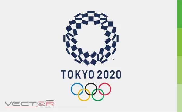 Tokyo 2020 Olympics Logo - Download Vector File CDR (CorelDraw)