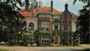 Groenegraf villa parkwijk wilhelminalaan