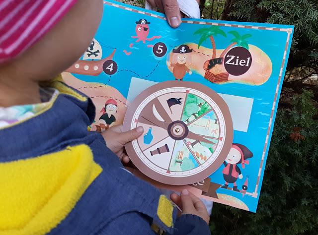 Piraten-Schatzsuche für Kinder ab 4 Jahren: Unsere Erfahrungen und ein großartiger Kindergeburtstag trotz Corona. Der Bericht auf Küstenkidsunterwegs!
