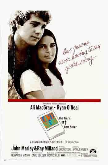 Love Story 1970 480p 300MB BRRip Dual Audio [Hindi - English] MKV