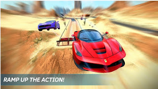 Asphalt Nitro v1.7.2O Mod (Unlimited Money)