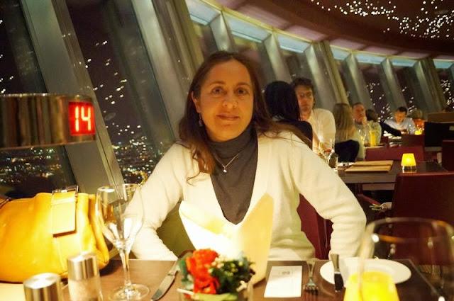 restaurante mirador torre tv berlin