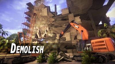 Demolish & Build 2018 full game download