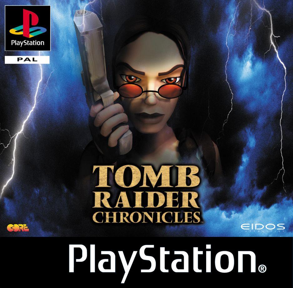 Tomb Raider 5 ISO PS1