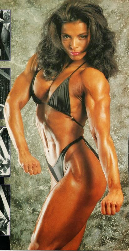 Fitness Competitor - Sharon Bruneau