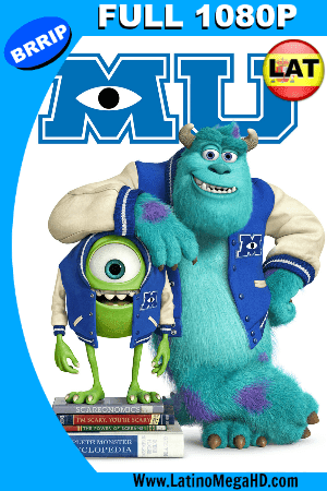Monsters University (2013) Latino Full HD 1080P (2013)