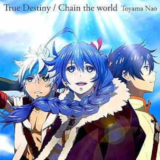 True Destiny by Nao Touyama (東山 奈央)