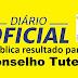 BONFIM: RESULTADO PARCIAL PARA CONSELHO TUTELAR DE SENHOR DO BONFIM