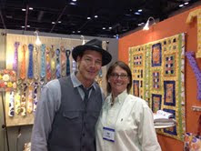 Alison and Ty Pennington