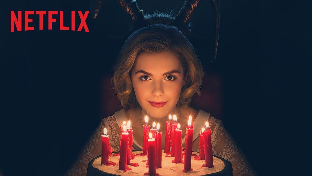 Tudo sobre O mundo sombrio de Sabrina