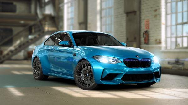 Ντεμπούτο της νέας BMW M2 Competition στο CSR Racing 2 της Zynga