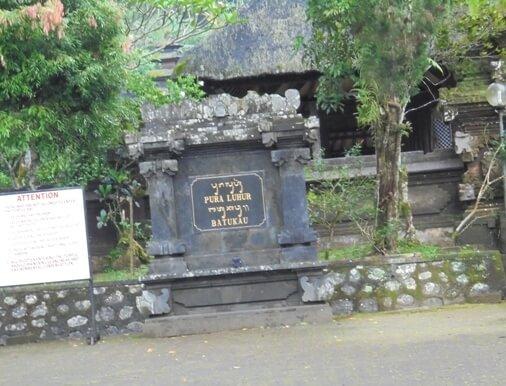 Batukaru Temple History, History Of Batukaru Temple