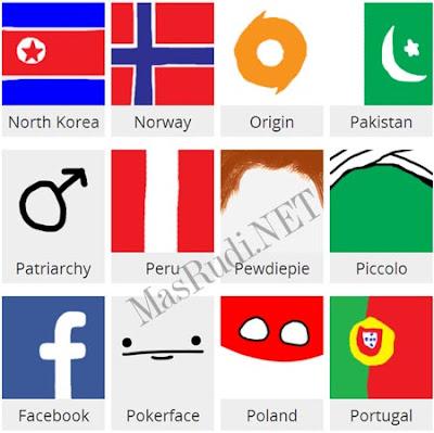 Nama dan Skin Agar IO Facebook