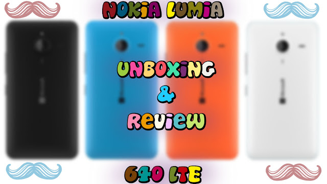 #3 Unboxing Mix: Smartphone Nokia Lumia 640 LTE