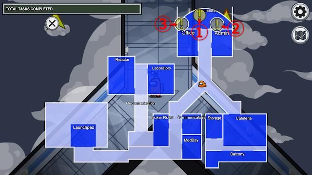 Greenhouse(温室)のタスクマップ説明画像