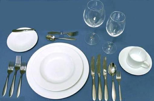 Allerlei Rezepte Und Mehr Einen Tisch Eindecken