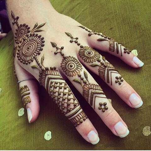 Hand Mehndhi Design 2016