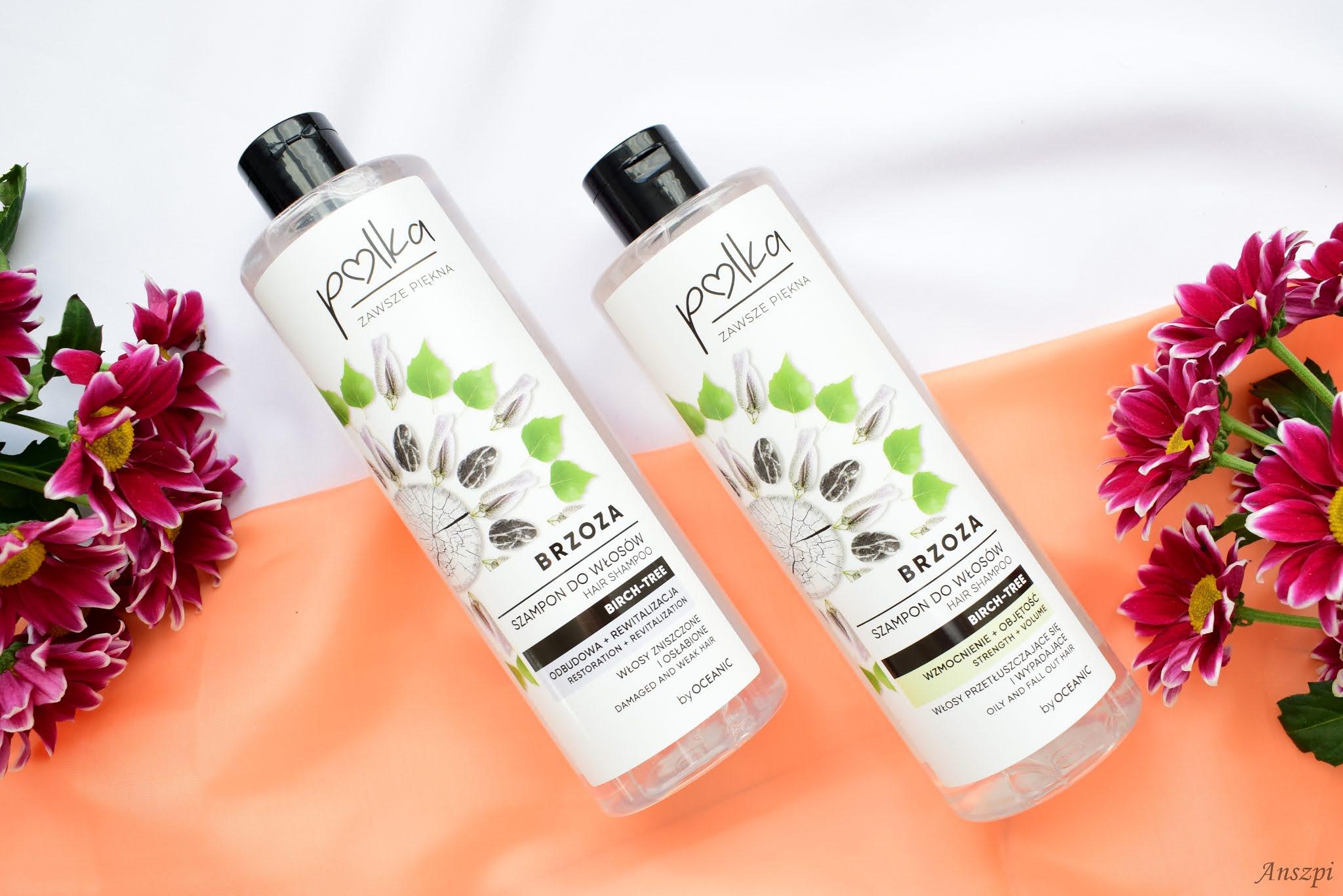 szampony brzozowe do włosów