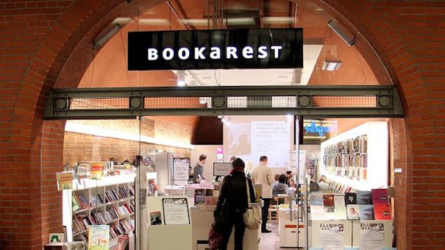 co robić w jesienne długie wieczory, pomysły na jesienna chandre, długie jesienne wieczory, ciekawe miejsca w poznaniu, księgarnia z duszą, księgarnia poznań, bookarest, stary browar poznan
