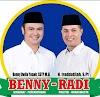 Luar Biasa Mantan Wakil Bupati Drs, Muchlis Anwar. MM Dukung Benny-Radi di Periode 2020 | dutametro