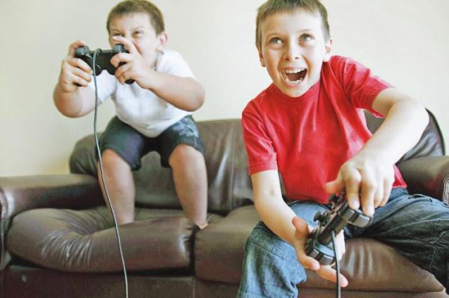 الصين تعلن الحرب على إدمان الصغار ألعاب الإنترنت