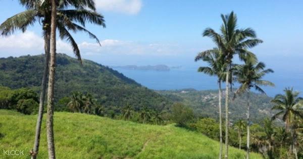 Gulugod Baboy Day Hike in Anilao