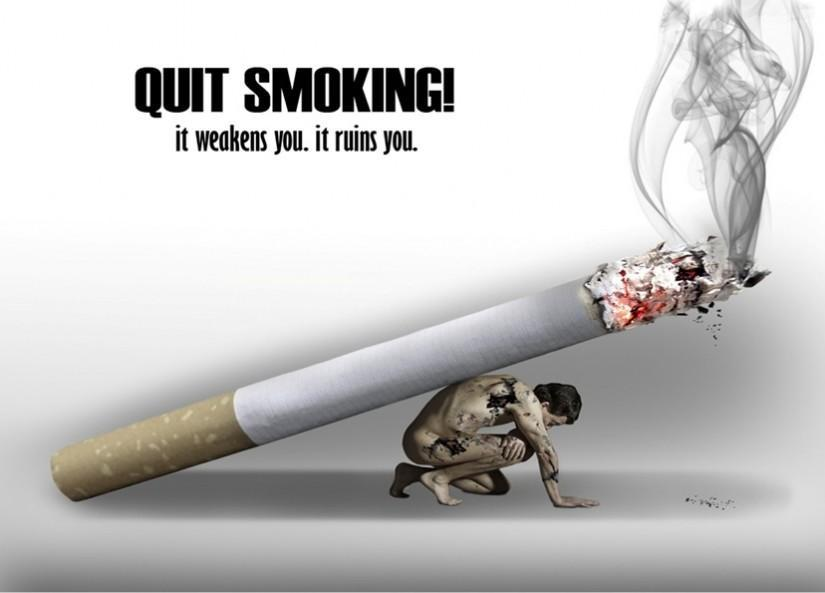 the dangers of smoking and why you should quit it It will quickly help you get your priorities back in order and keep you on track with your quit program think of your list of reasons as a cornerstone in the foundation you're building for smoking cessation.