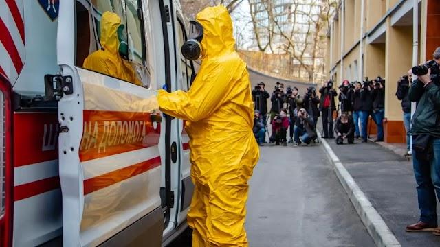 Ukrajnában nem csillapodik számottevően, Kijevben pedig súlyosbodik a járvány