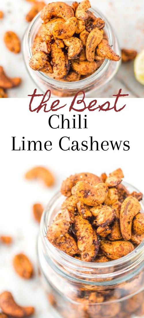 Chili Lime Cashews #healthyfood #dietketo