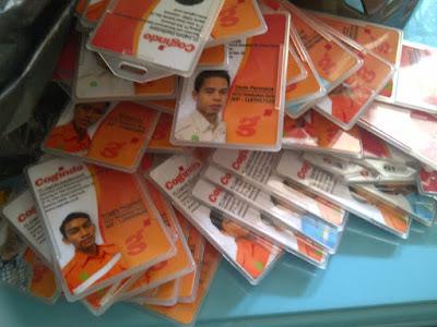 Cetak Murah ID Card