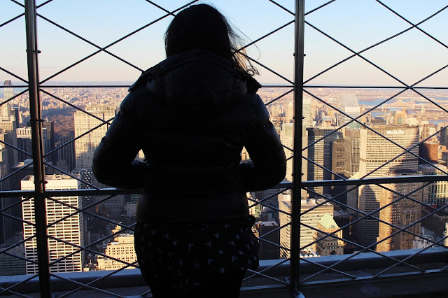 Empire State Building | weekend in New York | travel and lifestyle blog