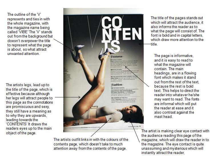 music magazine 16 page