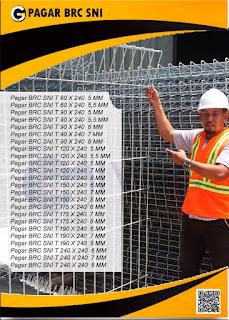 Project Pagar BRC
