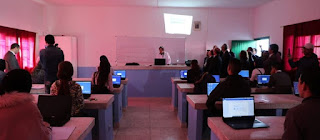 """انطلاق تجهيز المؤسسات التعليمية المستفيدة من مشروع """"التعليم الثانوي"""" بعتاد معلوماتي"""