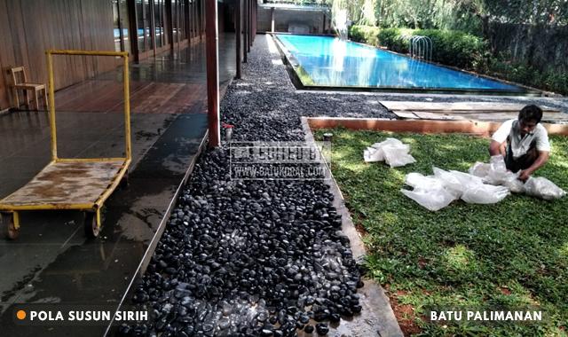 jual batu koral alor hitam