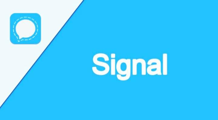 Signal WhatsApp feedback توتير انستقرام