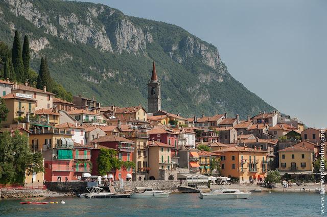 Lago di Como Varenna viaje Italia